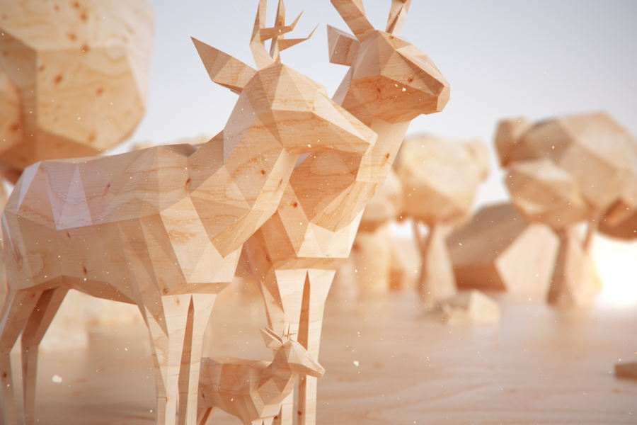 Benjamin Benhaim 3D artist – we are wild