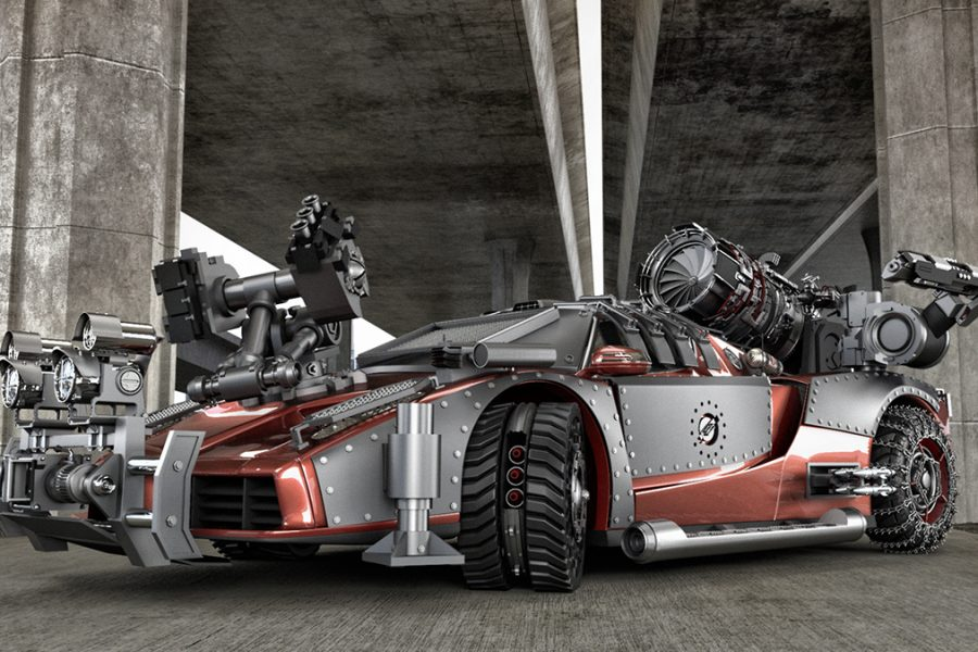 Interview with Khaled Alkayed 3D artist