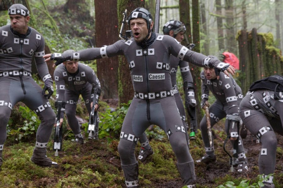 War for the planet of the Apes, the making of