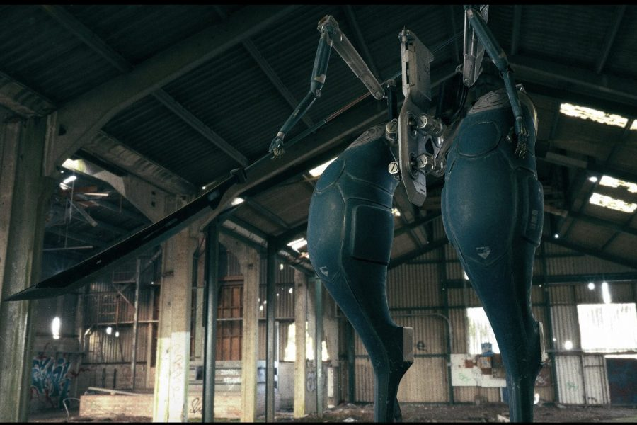 Interview with Carmine Napolitano 3D Modeler
