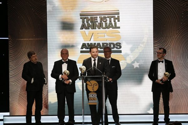 OSCARS, VES AWARDS AND SURROUNDINGS