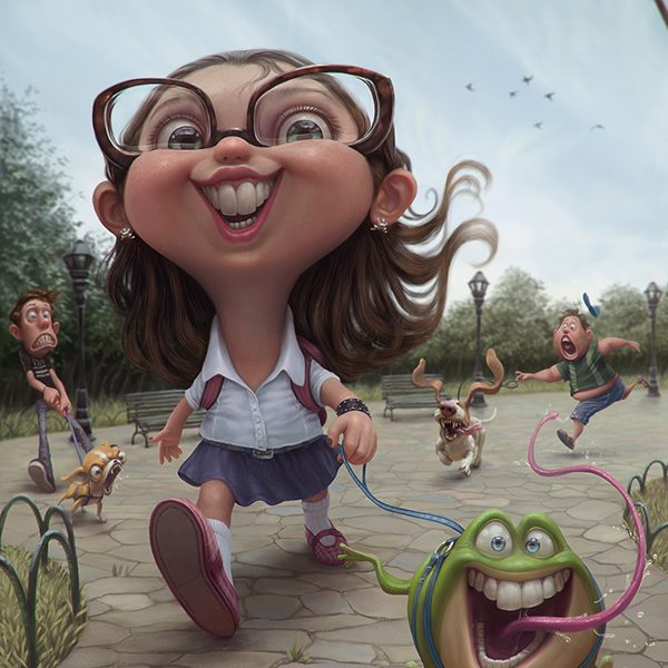 Tiago Hoisel Illustrator