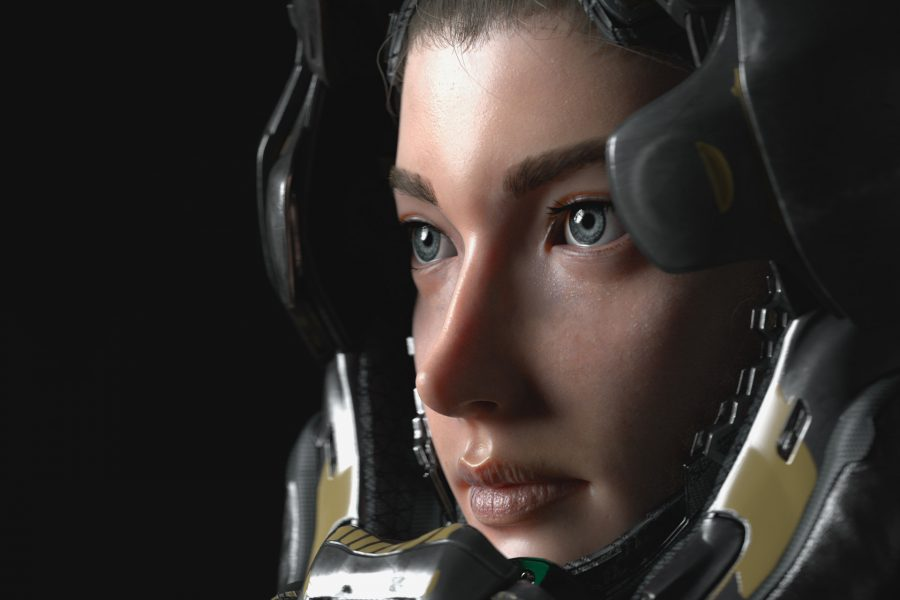 Max Puliero 3D Character Artist