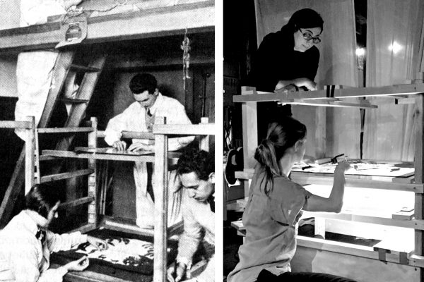 The woman who invented the first color animated film (before Walt Disney)