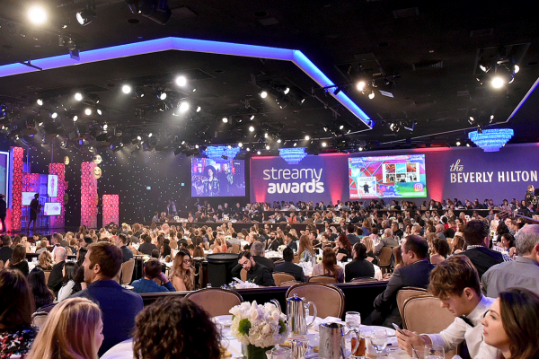 Gli Streamy Awards: ovvero, gli Oscar per i video su YouTube