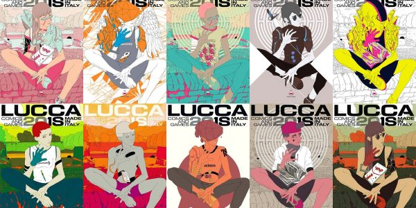 Lucca Comics & Games 2018. Ito, Adams, McKean and Lacuna Coil will be on the guests list this year.