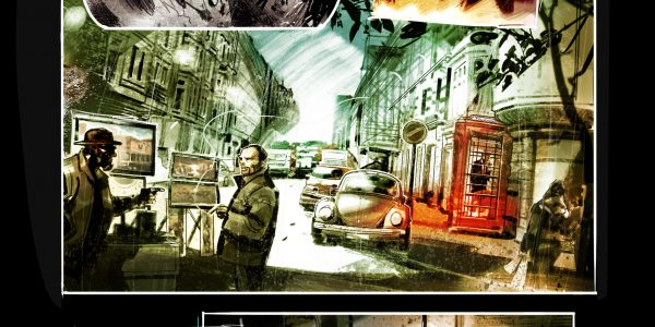 Davide Furnò: illustratore, fumettista e storyboard artist