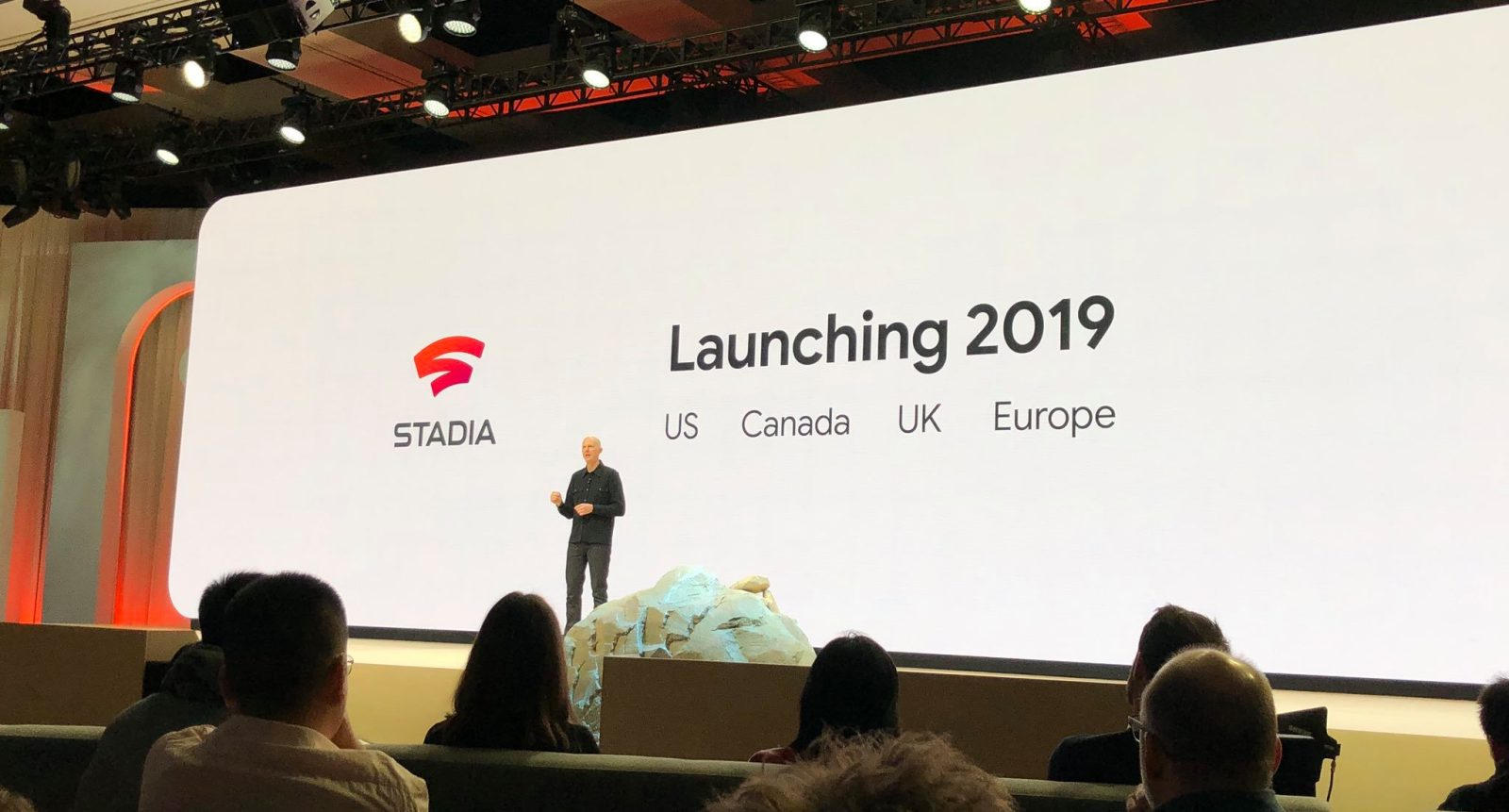Enter Stadia: Google launches 'the Netflix of gaming' - Nuts