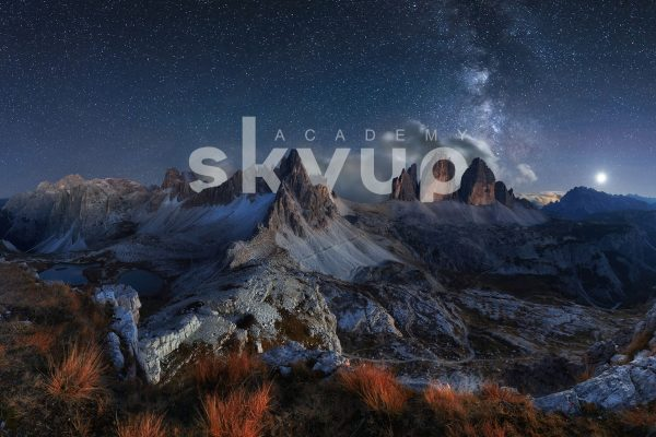The new 3D computer graphic masterclasses kick off at Skyup Academy