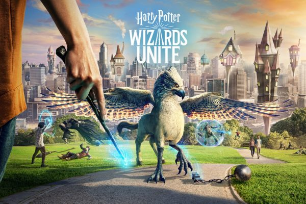 Harry Potter Wizards Unite: after Pokemon Go, here's another augmented-reality videogame
