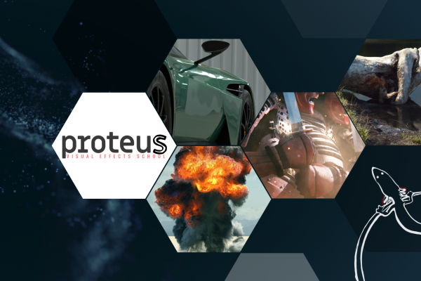 Masterclass in Visual Effects, partono le lezioni alla Proteus VFX School