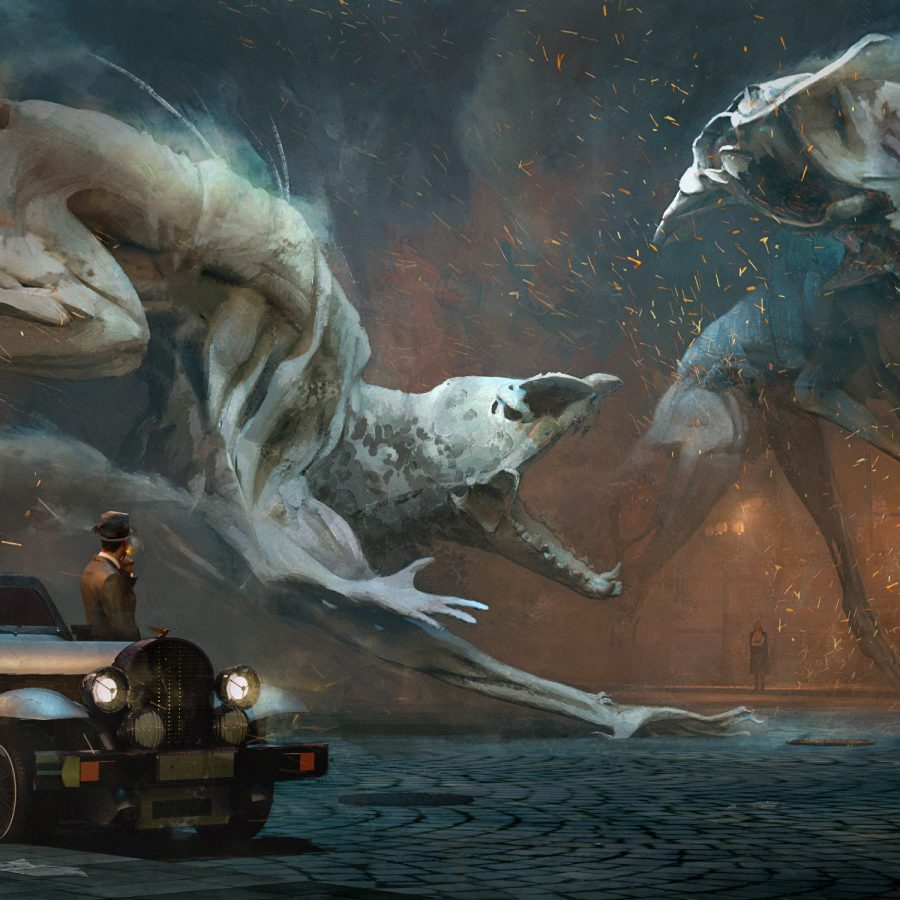 Interview with Silvia Pasqualetto Concept Artist